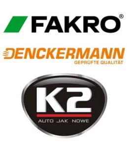 Realizacje - Fakro, Denckermann, K2