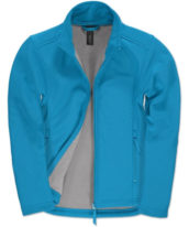 damska bluza softshell nr 5 - wersje kolorystyczne