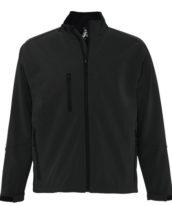 męska bluza softshell nr 6 - wersje kolorystyczne