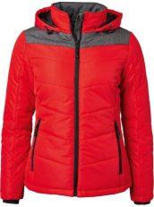 damska kurtka zimowa nr 1 - wersje kolorystyczne