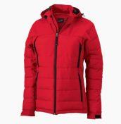 damska kurtka zimowa nr 2 - wersje kolorystyczne