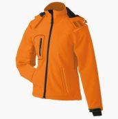 damska kurtka zimowa nr 3 - wersje kolorystyczne