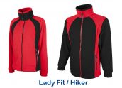 DUET polary Lady Fit i Hiker