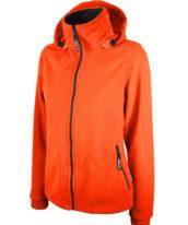 Odzież odblaskowa orange neon - wersje