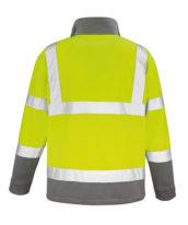 bluza z odblaskami nr 2 - wersje kolorystyczne