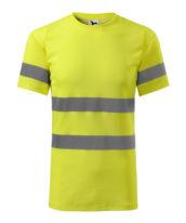 t-shirt z odblaskami nr 1 - wersje kolorystyczne