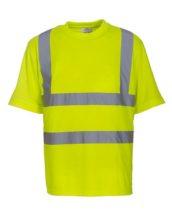 t-shirt z odblaskami nr 2 - wersje kolorystyczne